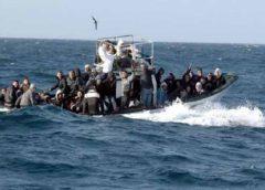 إيقاف عدد من الأشخاص في إطار التصدي للهجرة غير الشرعية